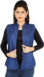 Romile Women Denim Jacket S,M,L,XL,2XL,3XL Size