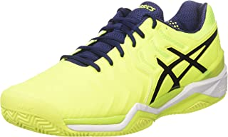 Gel-Resolution 7 Clay Mens Tennis Shoes E702Y Sneakers Shoes