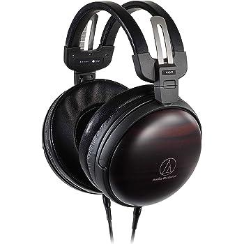 audio-technica ヘッドホン ハイレゾ音源対応 ウッドハウジング ATH-AWKT