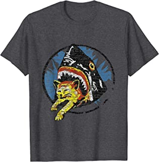 Shark Eating a Cat Shirt