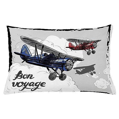Vintage Airplane Travel Posters: Amazon com