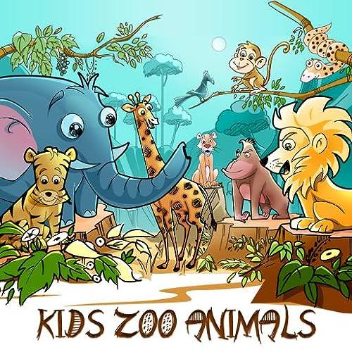 Kids Zoo Animals Sounds