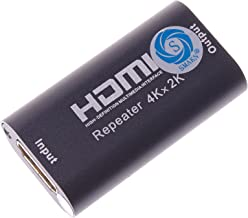 SMAKN® 4K*2K HDMI 3D Repeater Protector Extender - Protection Against ESD Power Surge