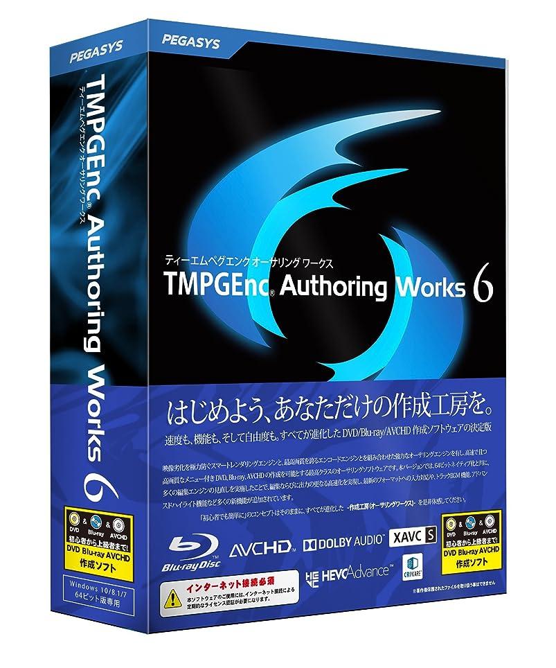 不安定なエゴマニア割合TMPGEnc Authoring Works 6
