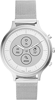 Women's Charter Hybrid Smartwatch HR with Always-On Readout Display, Heart Rate, Activity Tracking, Smartphone Notifications, Message Previews