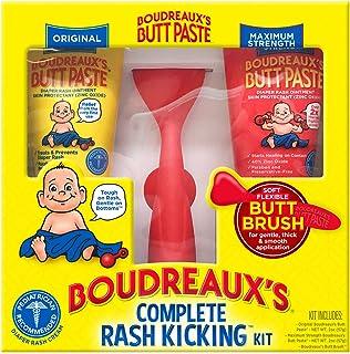 Boudreaux's Complete Rash Kicking Kit, Diaper Rash Ointment & Applicator