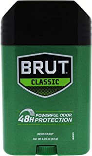 Brut for Men by Brut Deodorant Stick 2.25-Ounce