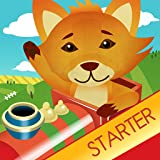 Reading Train Starter Books, Songs & Quizzes