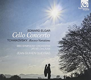 エルガー : チェロ協奏曲 他 (Sir Edward Elgar : Cello Concerto | Tchaikovsky : Rococo Variations / Jean-Guihen Queyras , BBC Symphony ...