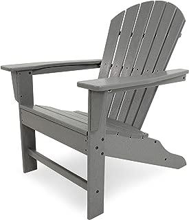 POLYWOOD SBA15GY South Beach Adirondack Chair