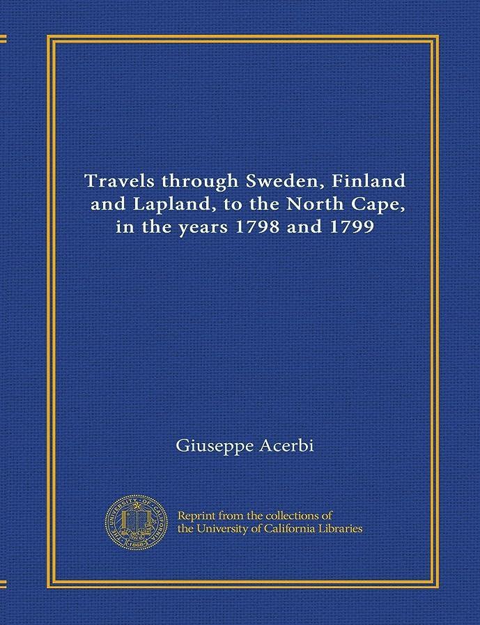 ナビゲーションましい喉が渇いたTravels through Sweden, Finland, and Lapland, to the North Cape, in the years 1798 and 1799 (v.2)