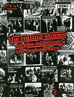 Rolling Stones -- Singles Collection* The London Years: Guitar/TAB/Vocal (GTE)