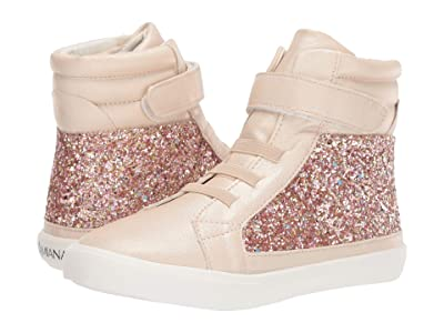 Amiana 15-A5537 (Toddler/Little Kid/Big Kid/Adult) (Gold Glitter) Girl