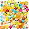 WATINC Random 30 pcs Squishies Kawaii Simulation Lovely Toy