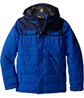O'Neill Kids - Charger Hood Jacket (Little Kids/Big Kids)