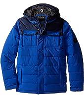 O'Neill Kids - Charger Hood Jacket (Little Kids/Big Kids)