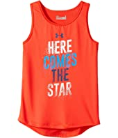 Under Armour Kids - Here Comes The Star Tank Top (Little Kids)