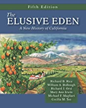 The Elusive Eden: A New History of California, Fifth Edition