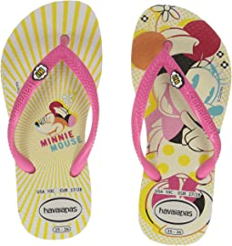 Havaianas Kids Slim Disney Cool Flip Flops (Toddler/Little Kid/Big Kid)