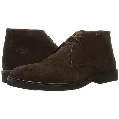 Florsheim Hamilton Chukka Boot (Brown Suede) Men