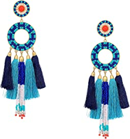 Dream Catcher Statement Earrings