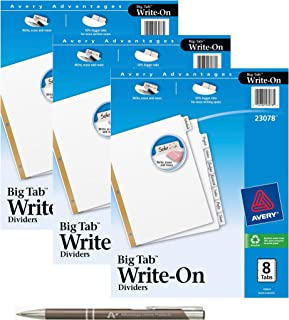 Best write and erase dividers Reviews