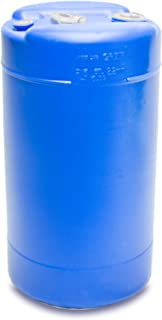 Emergency Zone 15 Gallon Water Storage Tank, Water Storage for Emergencies, BPA FREE Food Grade Plastic