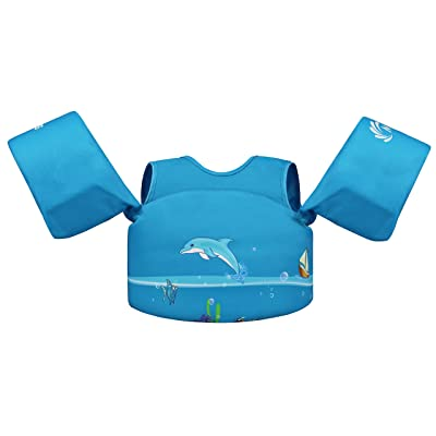 Msicyness Kids Swim Vest Water Floats for Pool ...