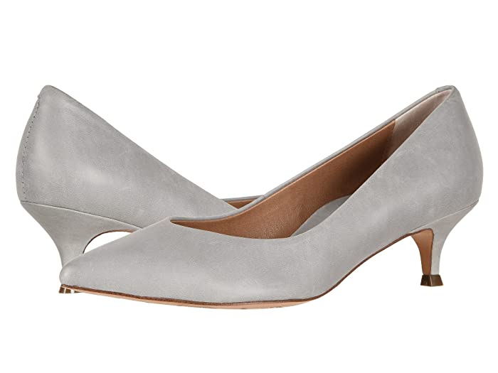 VIONIC  Josie (Light Grey) Womens 1-2 inch heel Shoes