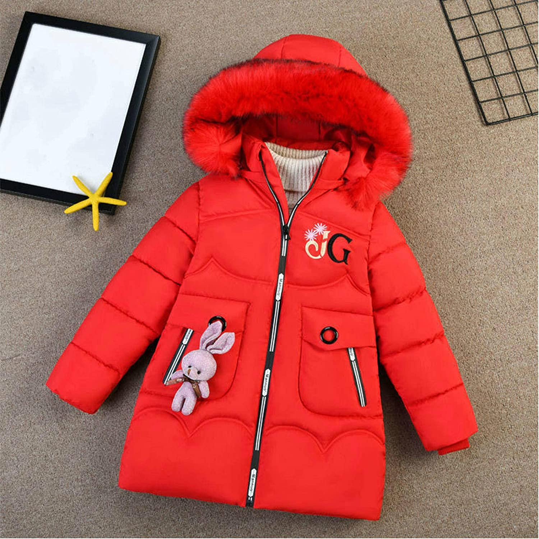 N\C Ranking TOP10 Girls' Down Jackets High order Clothing Children's Winter
