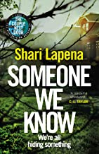 Someone We Know: the compulsive and suspenseful Sunday Times bestseller