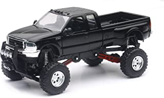 New Ray - Ford f-350 Die Cast with Suspension 1/32° , 54536, Black