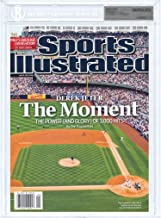 Derek Jeter 3000 hits The Moment Sports Illustrated Beckett Uncirculated Encased only 35 made