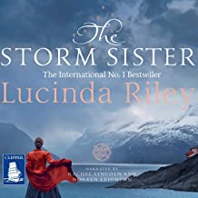 The Storm Sister: The Seven Sisters, Book 2