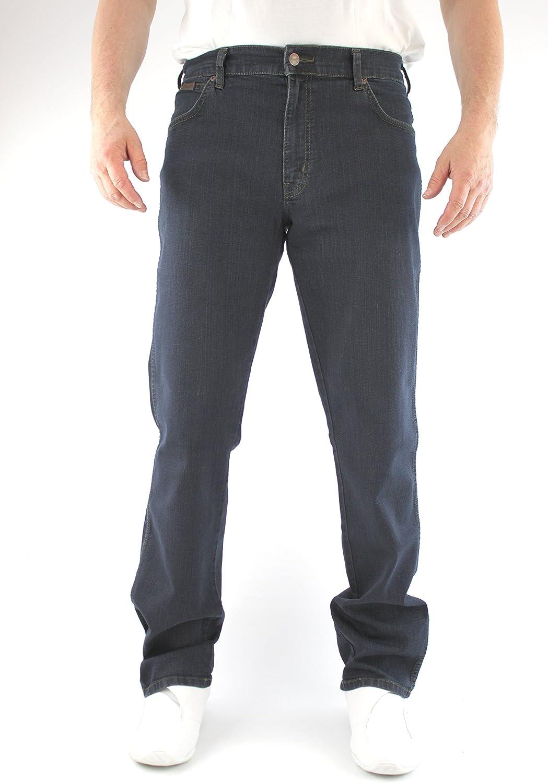 Wrangler Jeans Texas Blau schwarz schwarz schwarz Stretch W121-75-001 B00IJYLAPS  Qualitätsservice a9e5ad