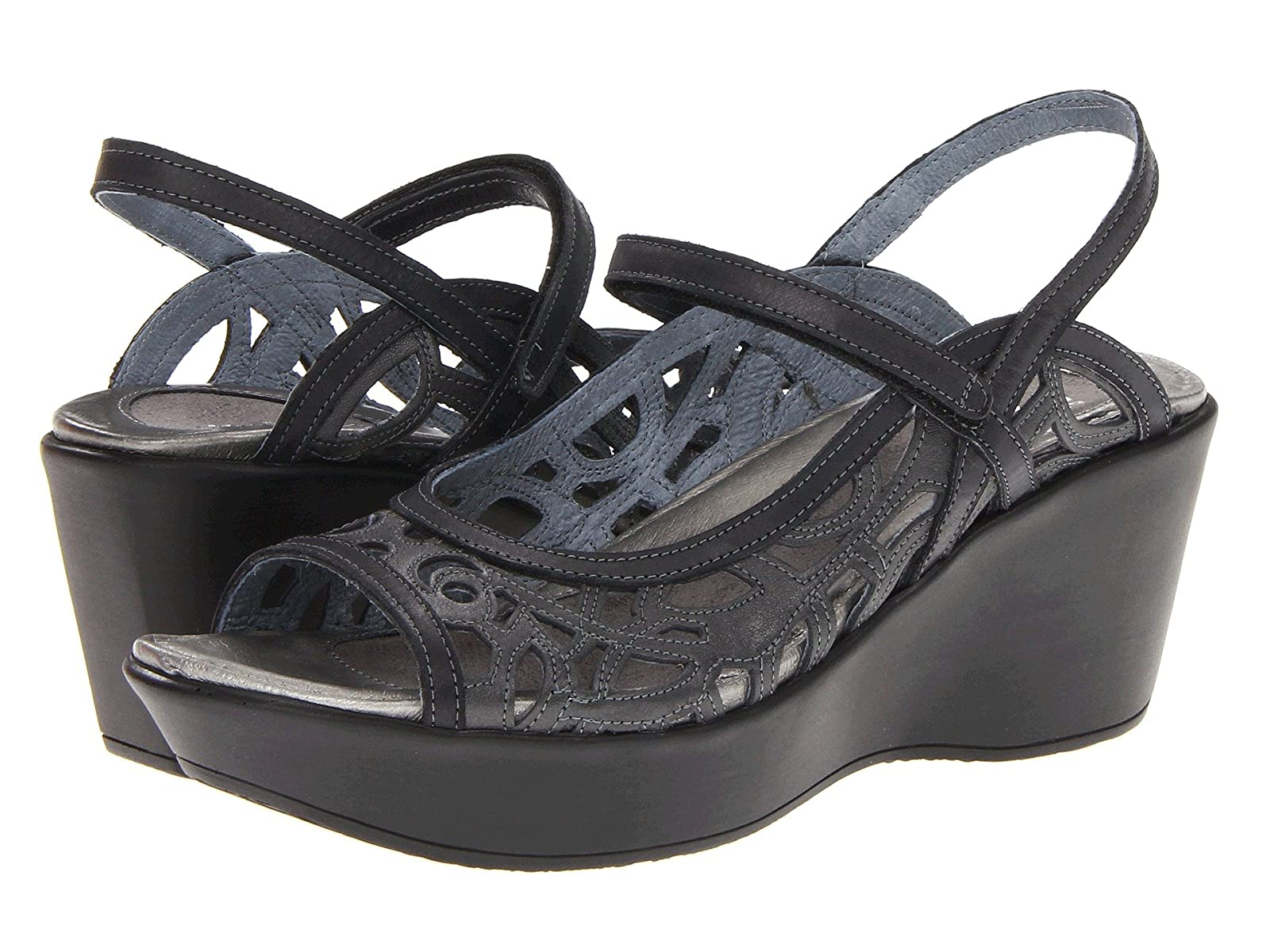 Naot DeluxeAtmospheric grades have affordable shoes