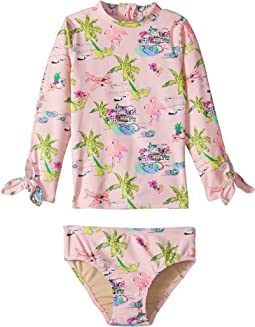 Tiki Rashguard Set (Infant/Toddler)