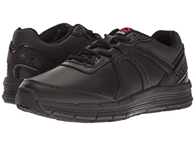 Reebok Work Guide Work Soft Toe (Black) Men