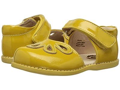 Livie & Luca Petal (Toddler/Little Kid) (Yellow 1) Girl