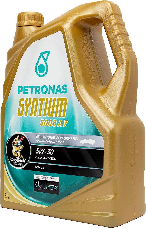 Petronas 18135019 Motoröle Syntium 5000av 5w30 5 Lt Auto