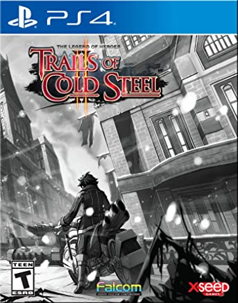 $49 » The Legend of Heroes: Trails of Cold Steel II - Relentless Edition - PlayStation 4