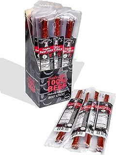 Supreme Beef Jerky, Halal Beef Sticks, 1.35z, Orignal Flavor, 16ct