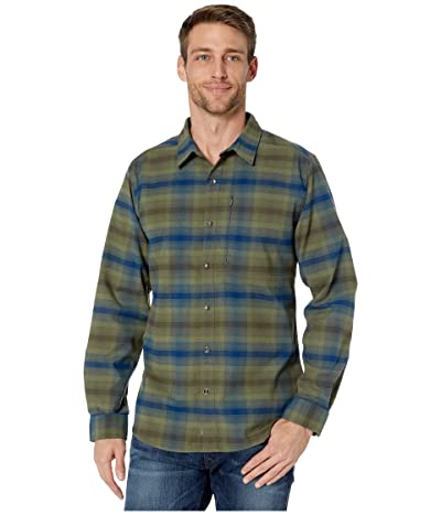 Royal Robbins Merinoluxtm Flannel Long Sleeve (Inland) Men