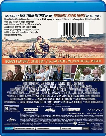 Finding Steve Mcqueen [Edizione: Stati Uniti] [Italia] [Blu ...