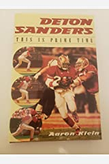Deion Sanders: This Is Prime Time Hardcover