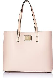 Van Heusen Women's Handbag with Pouch (Beige) (Set of 2)