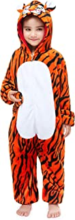 Kid's Animal Onesie Cartoon Costume Cosplay Pajamas Christmas