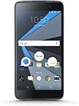 BlackBerry DTEK 50 STH100-1 16GB Unlocked GSM Smartphone w/ 13MP Rear Camera + 8MP Front Camera and Front-Facing Speakers - Black