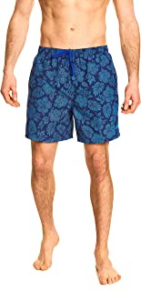 Zoggs Men's Dot Floral Swim Shorts