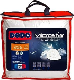 UNIVERS-DECOR Couette Dodo Microstar 220 x 240 cm pour lit 2 Places